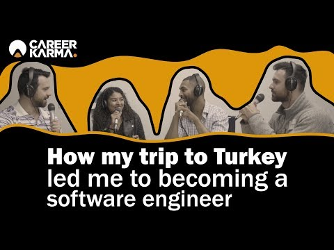 How my trip to Turkey led me to becoming a software engineer