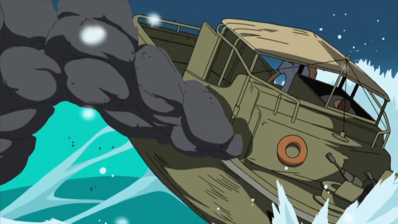 Download Black Lagoon - Ship chase scene - Japanese audio / English subtitle / 1080p