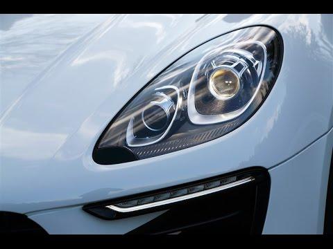 Porsche Makan test drive ポルシェ マカン試乗