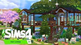 I Took Part In A Sims 4 Tiny Living Build Contest - You Can Too!
