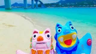 沖縄 スライドショー (サーターアンダギー ゆいまーる)