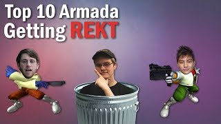 "Video Top 10 ""Armada Getting Rekt"" Moments download MP3, 3GP, MP4, WEBM, AVI, FLV September 2017"