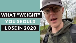 """The best """"weight"""" you should lose in 2020"""