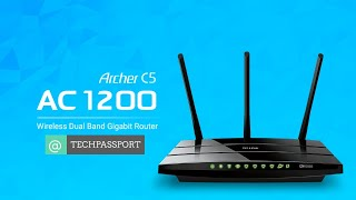TP-Link Archer C5 V4 AC1200 Wireless Dual Band Gigabit Router Overview