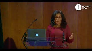Safia Minney at the Conway Hall Ethical Gala • 04 Feb 2020