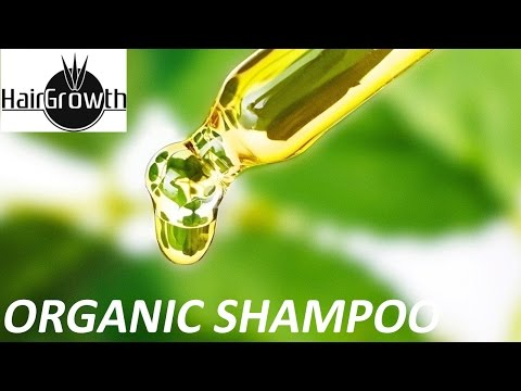 BEST ORGANIC HAIR LOSS SHAMPOO