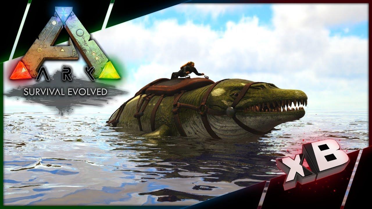 Basilosaurus Tame! :: Let's Play ARK: Survival Evolved :: E34