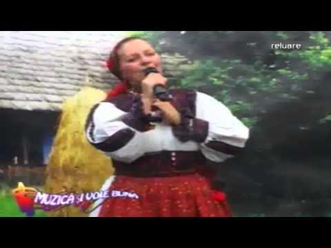 Maria Tripon - Dipt ochii mândruţului  - Romanian folk music from Oaș Country