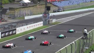 2009全日本F3(オートポリス) スタート~オープニングラップ
