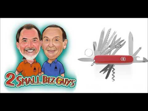 The Knack Chat With 2 Small Biz Guys