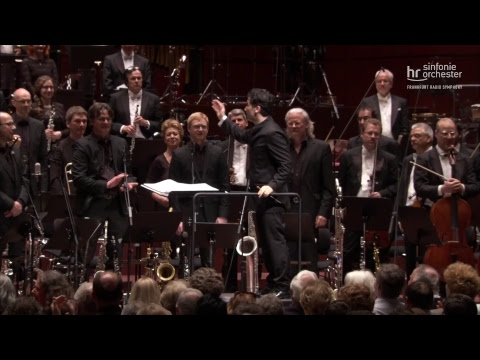 hr-Sinfonieorchester and the hr-Bigband live in Concert - Be