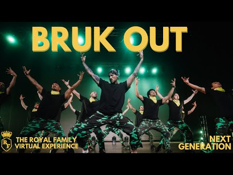 Download BRUK OUT | ICONIC EDITION - The Royal Family Virtual Experience
