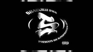 Shaquille O'Neal Presents His Superfriends Volume 1 (Full album unreleased) 2001