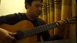 Chỉ Là Giấc Mơ - guitar solo - Lê Hùng Phong
