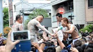 2016年5月15日(日) 東京都台東区浅草で開催された浅草三社祭に行ってき...