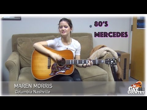 Maren Morris - 80s Mercedes (acoustic)