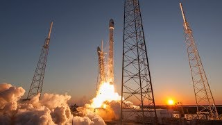 SCRUBBED | SpaceX launches Starlink Satellites! | Falcon 9 Block 5