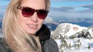 Снег в Анталии Горнолыжный курорт соскучились по снегу Турция2020