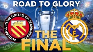 Road to Glory - THE FINAL | Football Manager 2013
