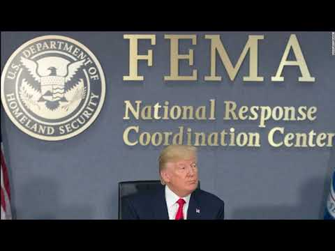 Trump Tweets Support For Texas Churches Suing FEMA  Politics