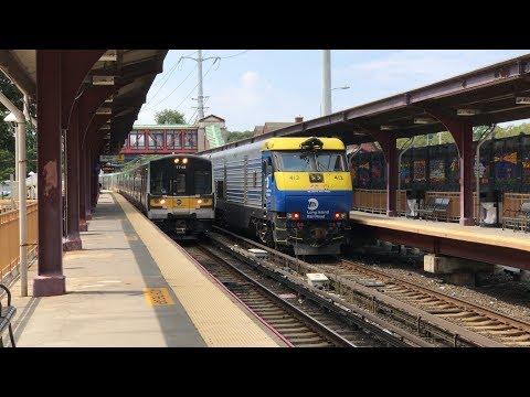 MTA Long Island Rail Road Action @ Huntington Station (9/9/19)