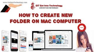 How to Create New Folder On Mac Computer