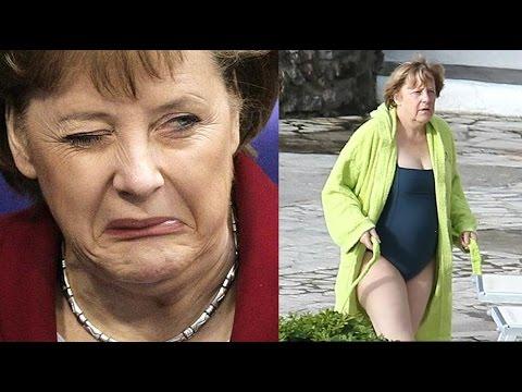Angela Merkel's Snake Dance