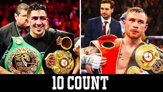 Leo Santa Cruz vs Carl Frampton - 10 Count