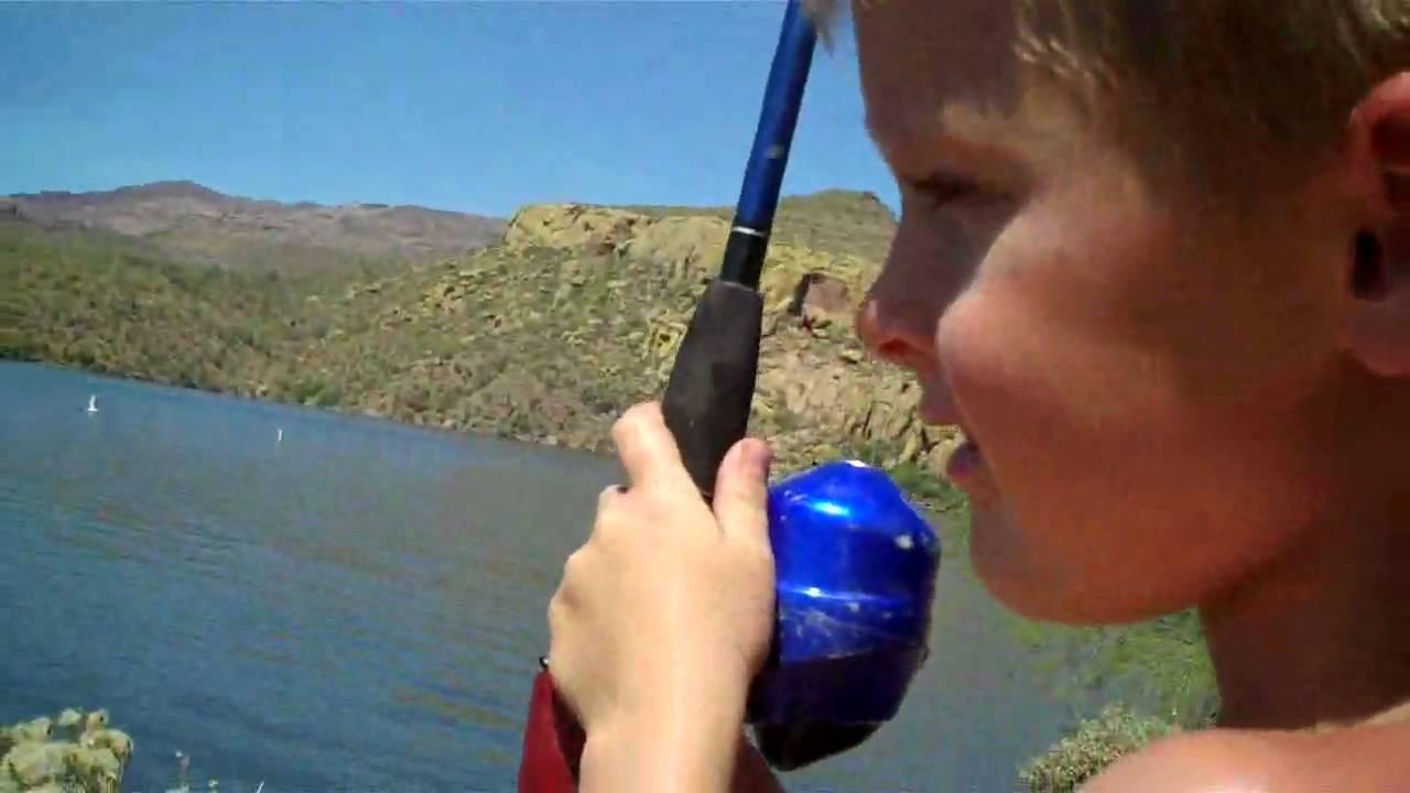 Fishing bartlett lake youtube for Bartlett lake fishing report