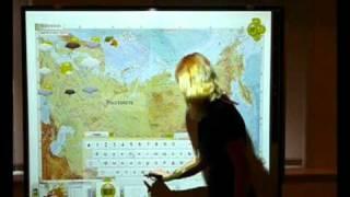 Интерактивная доска PolyVision eno. Создаем урок. Часть 3(Инструкция по созданию уроков на интерактивной доске PolyVision eno. Работаем на интерактивной доске PolyVision eno,..., 2010-10-05T07:57:36.000Z)
