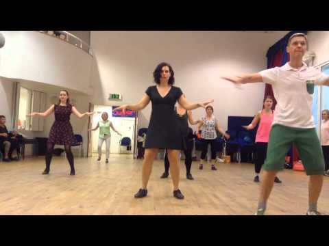 Drury Lane Tap Dance - 'Booty Swing'