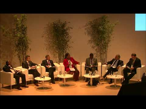 WHS 2017 - Strengthening Innovation and Health Systems in Africa - Panel Discussion