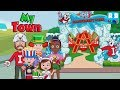 My Town : ICEE Amusement Park (by My Town Games LTD) - New Best App for Kids | it's OUT NOW!!