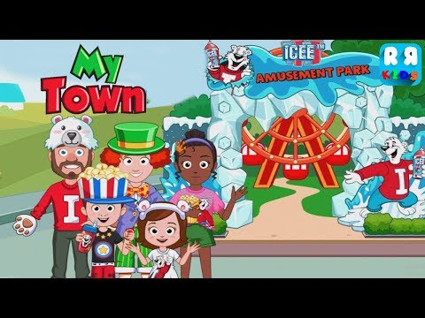 My Town : ICEE Amusement Park  My Town Games LTD  New Best App for Kids  its OUT NOW!!