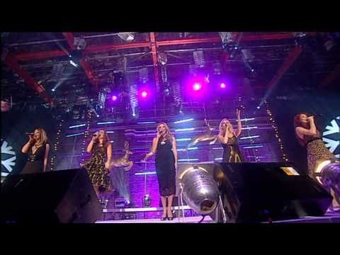 Girls Aloud - I Wish It Could Be Christmas Everyday (2)