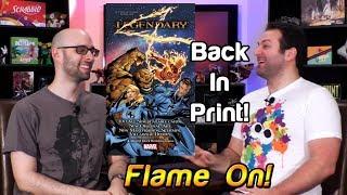 Legendary Fantastic Four Expansion Returns!   Roll For Crit