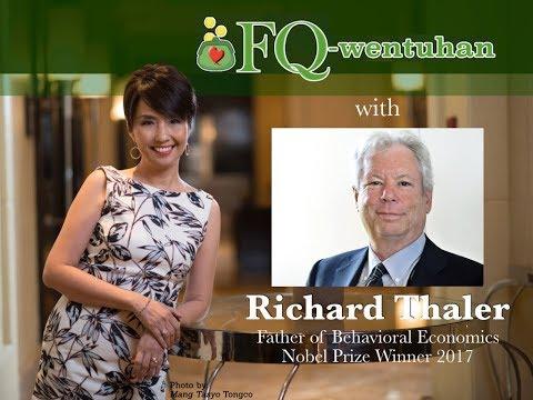FQwentuhan with Richard Thaler