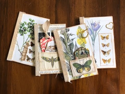 tutorial---making-booklets-using-old-book-pages
