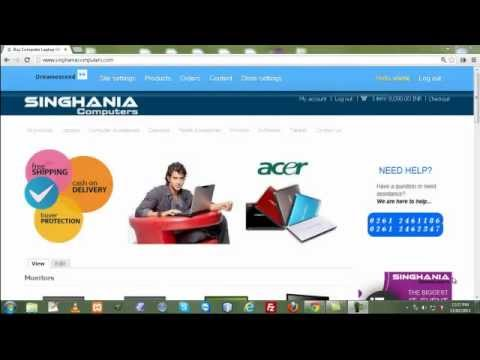 how to manage orders in e-commerce website india {hindi}