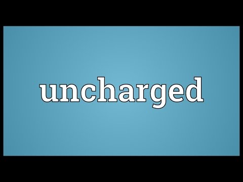 Header of uncharged