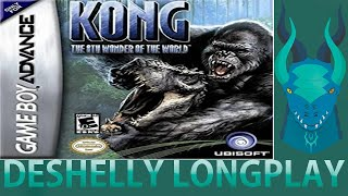 (L:51) Kong - The 8th Wonder of the World GBA Longplay