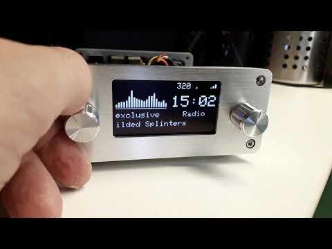 Raspberry Pi audio player v2