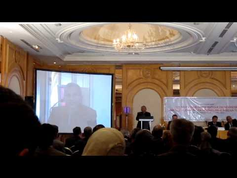 International Seminar With Mr. Amien Rais