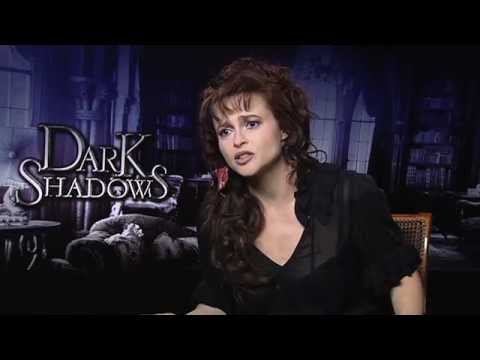 Dark Shadows Interview... Helena Bonham Carter Interview