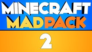 Minecraft MadPack #2 BACON! (ATLauncher ModPack)
