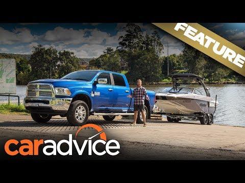2017 RAM 2500 Laramie Tow Test | A CarAdvice Feature