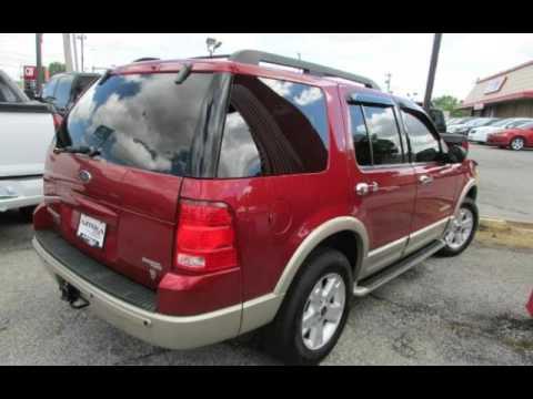 2005 Ford Explorer Eddie Bauer For Sale In Tulsa Ok Youtube
