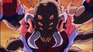 Клип-Человек паук монстр под музыку группы Skillet-monster