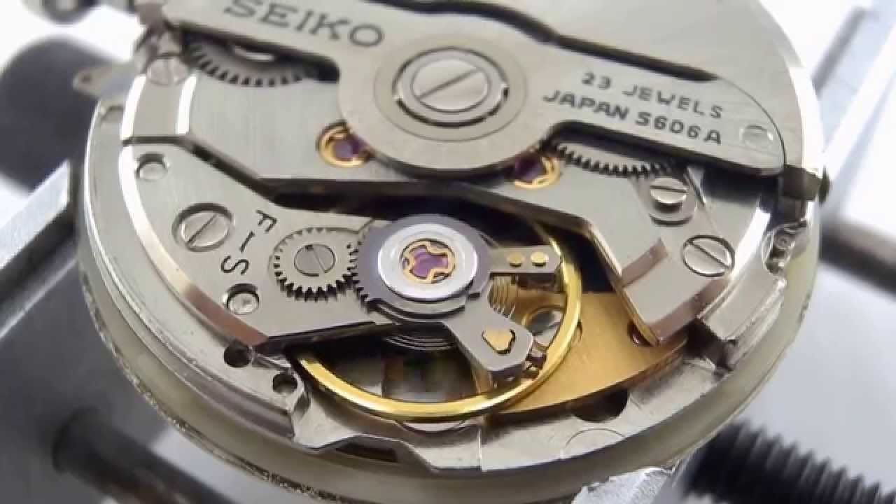 Seiko automatic watch movements pictures to pin on pinterest pinsdaddy for Auto movement watches