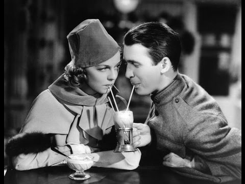 Jimmy Stewart & Margaret  Sullavan - This Guy's in Love With You